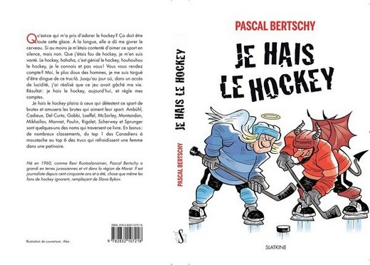 Photo hockey Autour du hockey - Autour du hockey - Je Hais le Hockey
