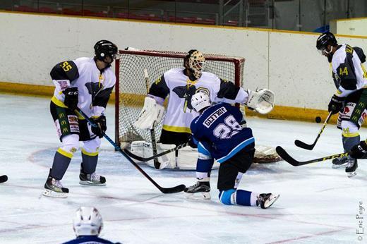 Hockey sur glace coupe de france coupe de france 1er tour marseille vs chamb ry un - Coupe de france 1er tour ...