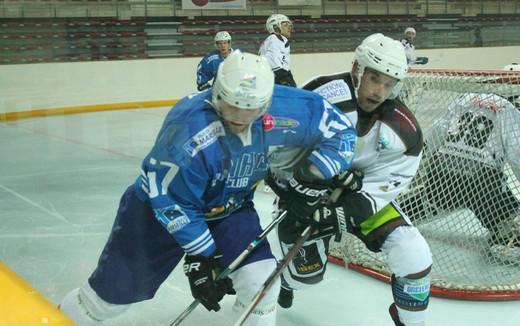 Hockey sur glace coupe de france coupe de france 1er tour marseille vs orci res - Coupe de france 1er tour ...