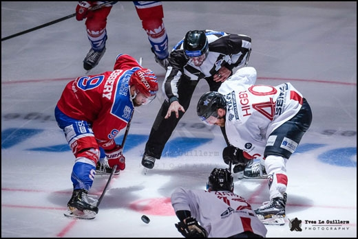 Photo hockey Coupe de France - Coupe de France - CdeF 2019 - Les photos Lyon VS Chamonix