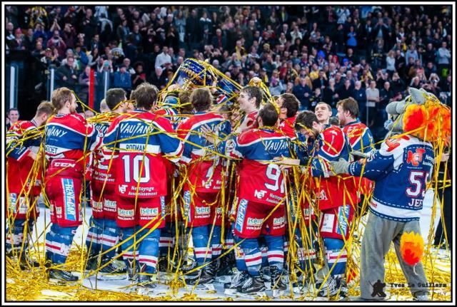 Photo hockey Coupe de France - Coupe de France - Come back Coupe de France 2017