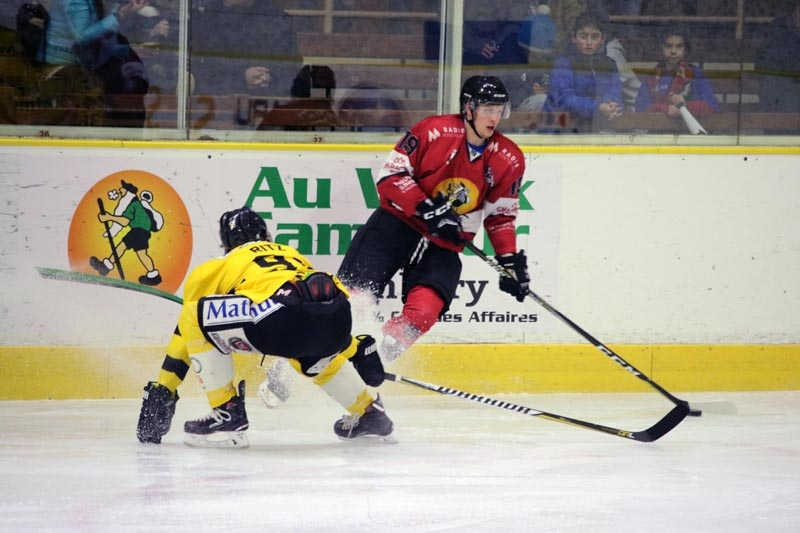 Hockey sur glace coupe de france coupe de france 1 4 de finale chamonix vs rouen les - Coupe de france de hockey ...