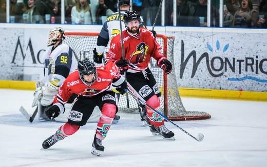Hockey sur glace coupe de france coupe de france 1er tour morzine avoriaz vs chamb ry - Coupe de france 1er tour ...