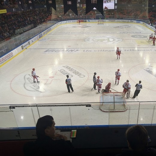 Photo hockey Coupe de France - Coupe de France 8eme de Finale : Grenoble  vs Anglet - Le Champion de France sorti sans gloire