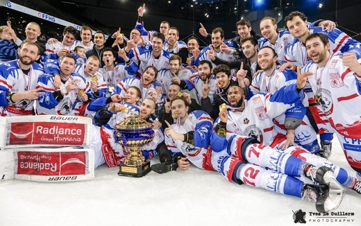 Photo hockey Coupe de France - Coupe de France Finale : Gap  vs Lyon - CDF - Galerie photos de la victoire des Lions