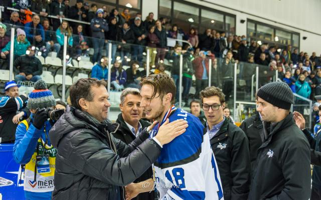 Photo hockey Coupe de la Ligue ARCHIVES - Coupe de la Ligue : finale : Gap  vs Rouen - Gap écrit la fin d'une histoire