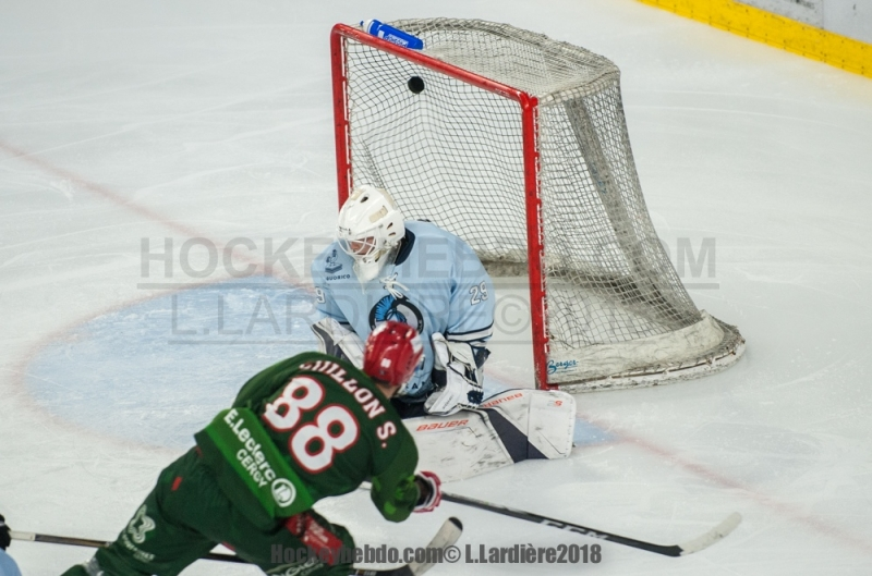Photo hockey Division 1 - Division 1 : 12ème journée : Cergy-Pontoise vs Marseille - Les Jokers s