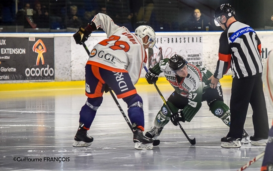 Photo hockey Division 1 - Division 1 : 14ème journée : Nantes  vs Montpellier  - Des Nantais étincelants