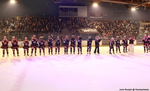 Photo hockey Division 1 - Division 1 : 20ème journée : Montpellier  vs Mont-Blanc - J20 : Montpellier - Mont-Blanc