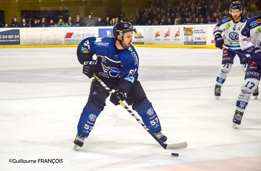 Photo hockey Division 1 - Division 1 : 20ème journée : Nantes  vs Tours  - Reportage photos