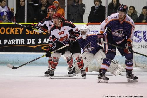 hockey sur glace division 1 division 1 7 me journ e clermont ferrand vs neuilly marne. Black Bedroom Furniture Sets. Home Design Ideas