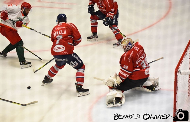 Photo hockey Division 1 - Division 1 - Avant Match : Cergy vs Caen