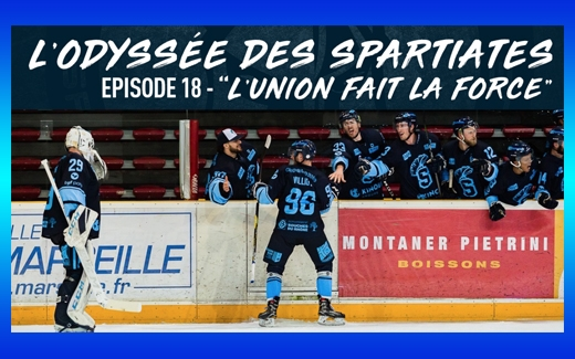 Photo hockey Division 1 - Division 1 : Marseille (Les Spartiates) - L