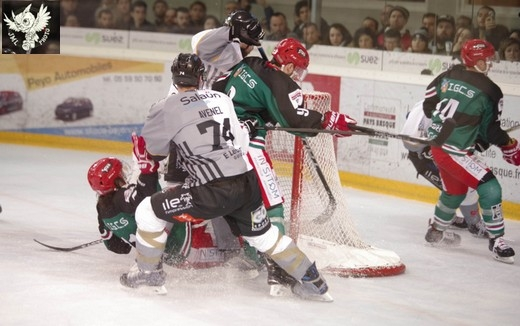 Photo hockey Division 1 - Division 1 : playoff, finale, match 1 : Anglet vs Brest  - D1 Finale - Anglet vs Brest - Retour en images M1