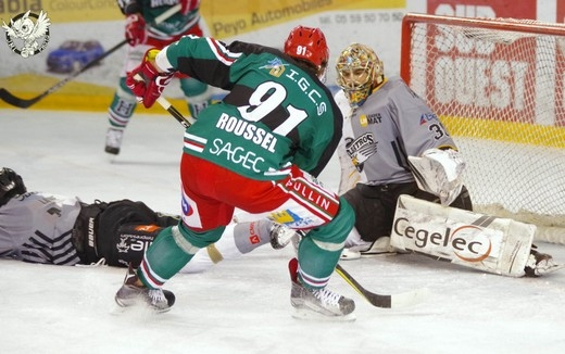Photo hockey Division 1 - Division 1 : playoff, finale, match 2 : Anglet vs Brest  - D1 Finale - Anglet vs Brest - Retour en images M2