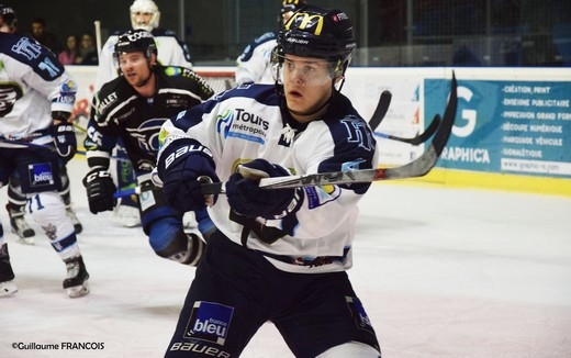Photo hockey Division 1 - Division 1 : playoff, quart de finale, match 1 : Nantes  vs Tours  - Match 1 - Des Remparts Infranchissables