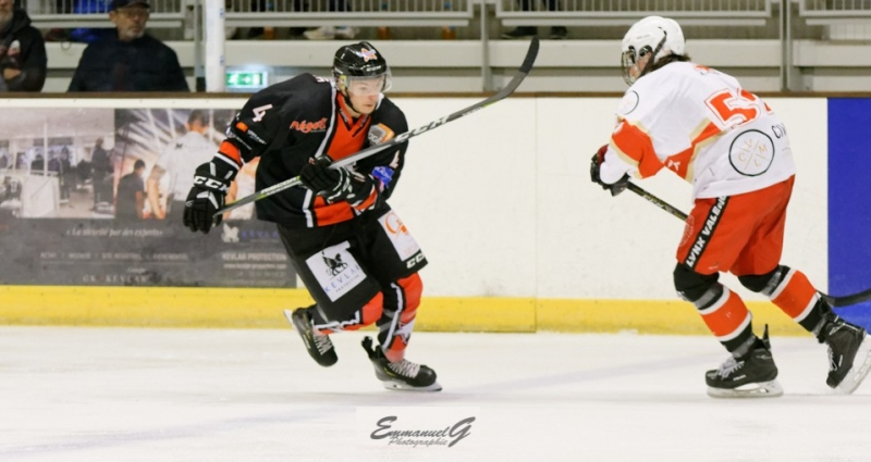 Photo hockey Division 2 - Division 2 : 10ème journée : Toulouse-Blagnac vs Valence - Back to Back