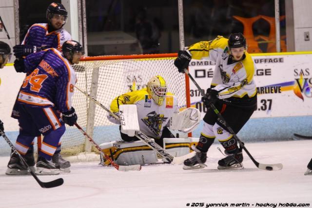 hockey sur glace division 2 division 2 13 me journ e b clermont ferrand vs rouen ii. Black Bedroom Furniture Sets. Home Design Ideas