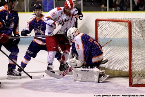 hockey sur glace division 2 division 2 15 me journ e b clermont ferrand vs annecy. Black Bedroom Furniture Sets. Home Design Ideas