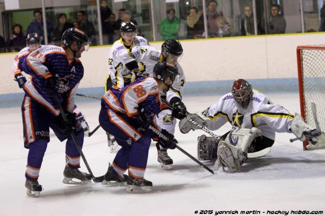 hockey sur glace division 2 division 2 5 me journ e b clermont ferrand vs strasbourg. Black Bedroom Furniture Sets. Home Design Ideas