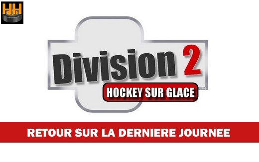 Photo hockey Division 2 - Division 2 - D2 : Retour sur la journée de rattrapage