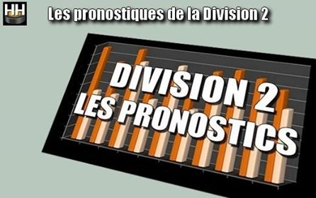 Photo hockey Division 2 - Division 2 - Les Pronos de la D2 - 6ème Journée
