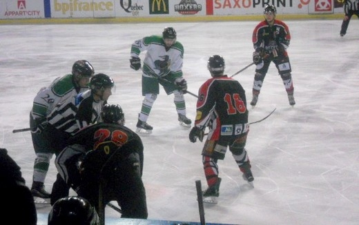 Photo hockey Division 3 -  : Bordeaux II vs Rennes - Les quatre coups de Jill !