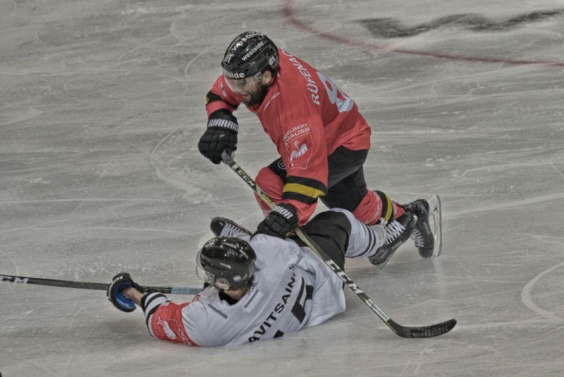 Photo hockey Europe : Continental Cup - CHL -  : Bern vs Turku - CHL: Ascendant ours