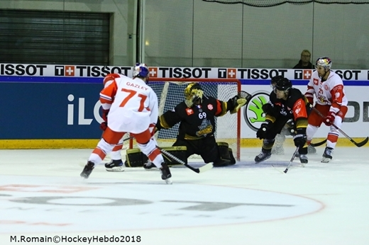 Photo hockey Europe : Continental Cup - CHL -  : Rouen vs Salzbourg - Pas si nul