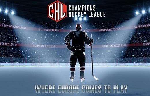 Photo hockey Europe : Continental Cup - CHL - Europe : Continental Cup - CHL - Champions Hockey League 17-18 : Tirage au sort