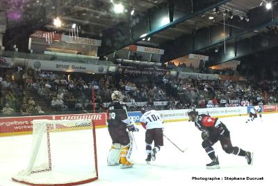 Photo hockey Europe : Continental Cup - CHL - Europe : Continental Cup - CHL - CHL : Genève, reprise gagnante