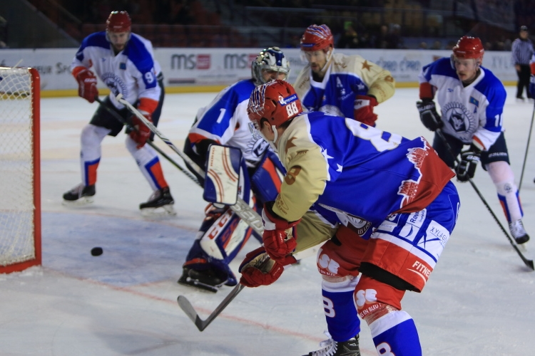 Photo hockey Europe : Continental Cup - CHL - Europe : Continental Cup - CHL - Conti Cup - Les reportages photos