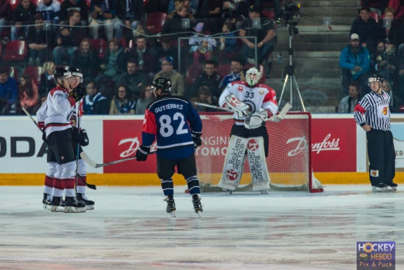 Photo hockey Europe : Continental Cup - CHL - Europe : Continental Cup - CHL : Gap  (Les Rapaces) - CHL - Les Rapaces sans complexe