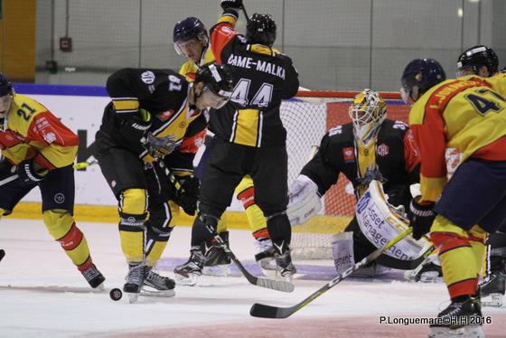 Photo hockey Europe : Continental Cup - CHL - Europe : Continental Cup - CHL : Rouen (Les Dragons) - CHL : Finir en beauté