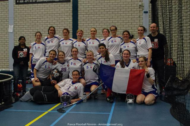 Photo hockey Floorball  - Floorball  - Compétition Internationale de Floorball: les Bleu(e)s avides de faire leurs preuves!