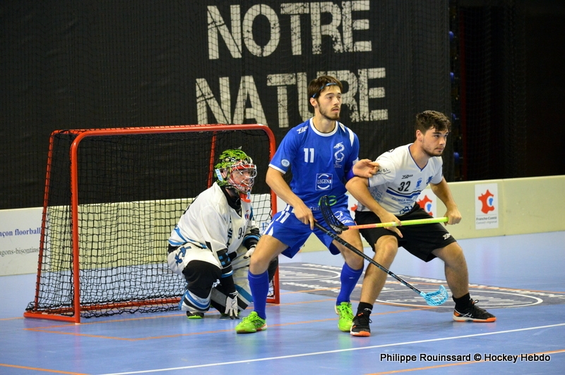 Photo hockey Floorball  - Floorball  - EFCh : Si près, si loin
