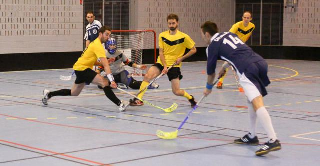 Photo hockey Floorball  - Floorball  - Floorball : 1ère journée de D2 Poule Nord