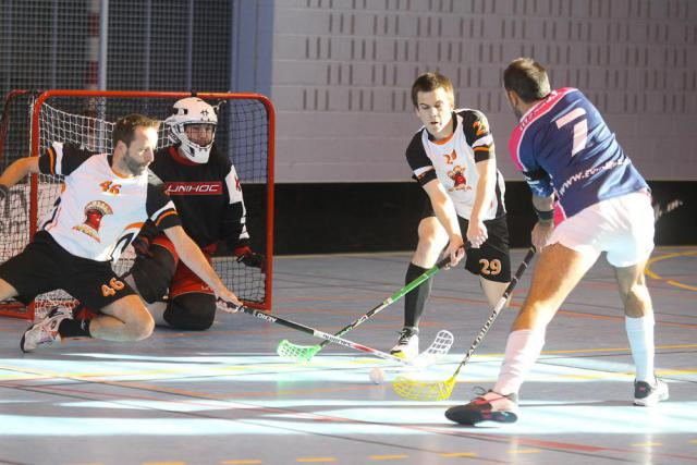 Photo hockey Floorball  - Floorball  - Floorball : 2ème journée de D2 Poule Nord