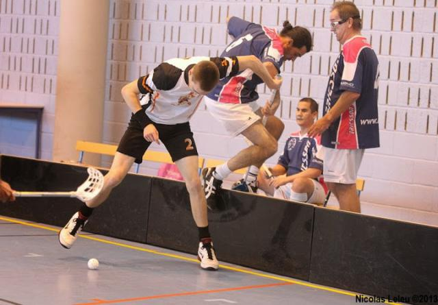 Photo hockey Floorball  - Floorball  - Floorball : 5ème Journée de D2 Poule Nord