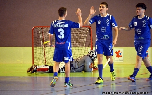 Photo hockey Floorball  - Floorball  - Floorball : Les Dragons grondent