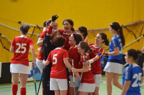 Premiers matchs de la saison pour nos féminines avec les Atlantics, à Lyon les 7/8 décembre