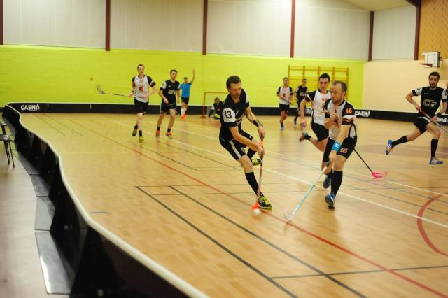 Photo hockey Floorball  - Floorball  - Les Phoenix confirment, IFK patine