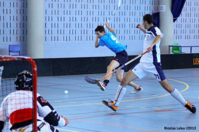 Photo hockey Floorball  - Floorball  - Matchs de classement du Tournoi amical du Casque d
