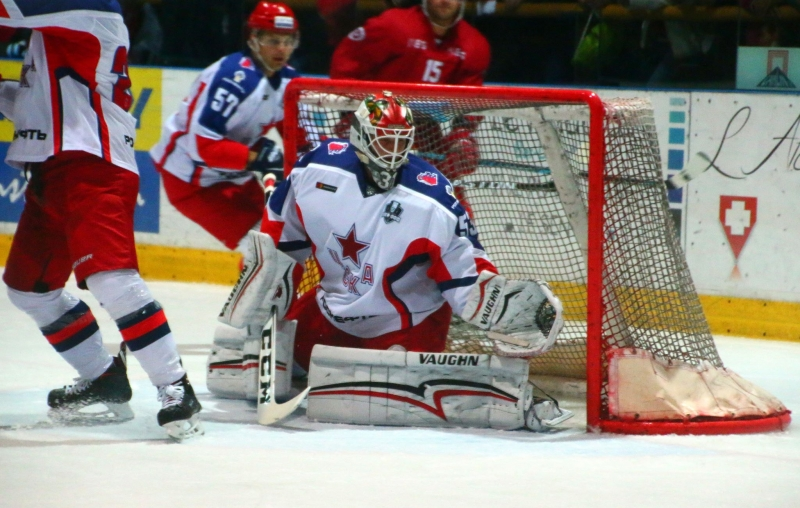 Photo hockey Hockey en Europe - Hockey en Europe - Hockeyades 2017 : À l
