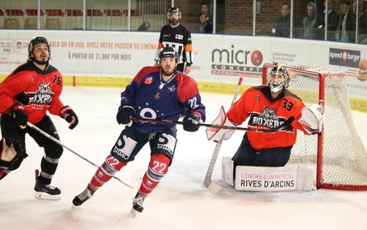 Photo hockey Hockey en France -  : Angers  vs Bordeaux - Bordeaux l