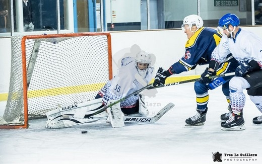 Photo hockey Hockey en France -  : Evry / Viry vs Paris - FV - Evry-Viry vs Français volants