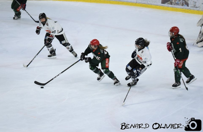 Photo hockey Hockey féminin -  : Cergy-Pontoise vs Amiens  - CDF Féminine - J2 - Cergy vs Amiens