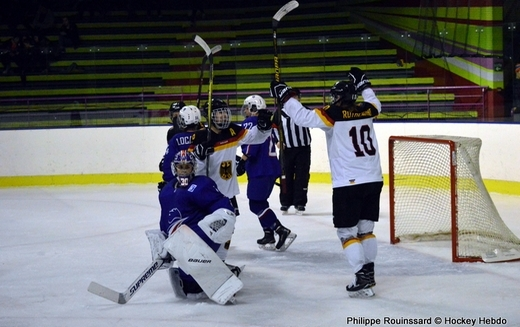 Photo hockey Hockey féminin -  : France (FRA) vs Allemagne (GER) - Fem : L