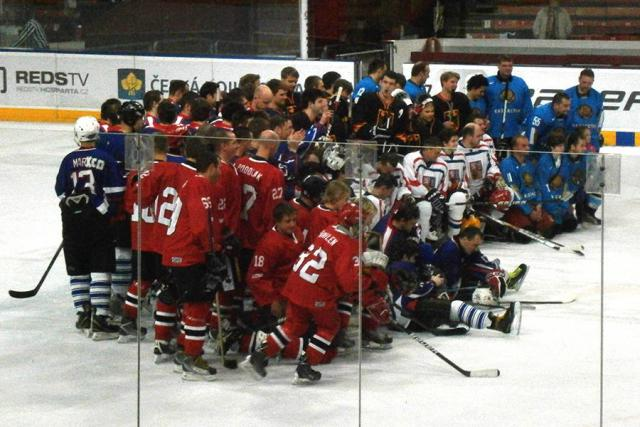 Photo hockey Hockey Loisir - Hockey Loisir - Nations Cup 2014