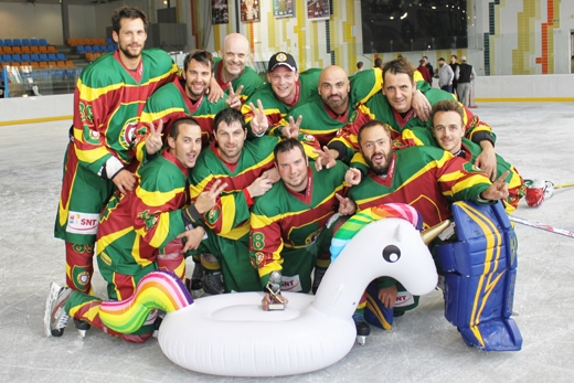 Photo hockey Hockey Loisir - Hockey Loisir - Trophée Loisirs APH